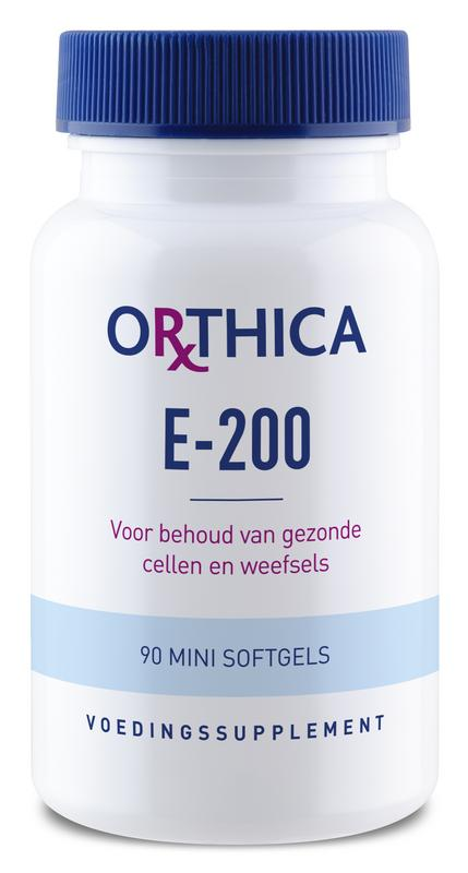 ORTHICA E-200 SOFTGEL