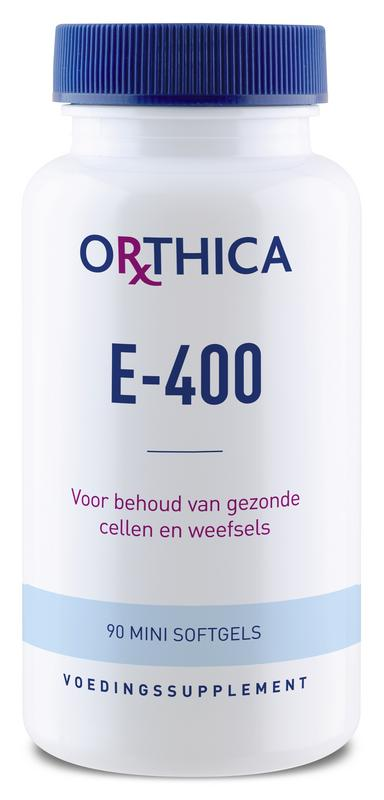 ORTHICA E-400 SOFTGEL