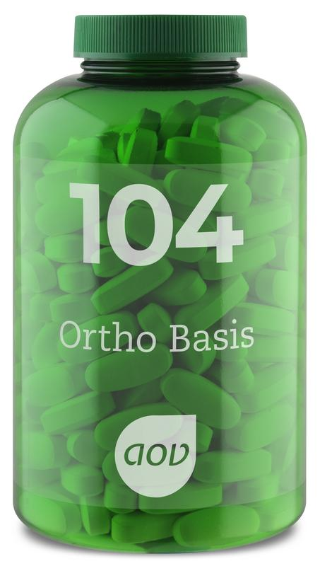 104 ORTHO BASIS AOV
