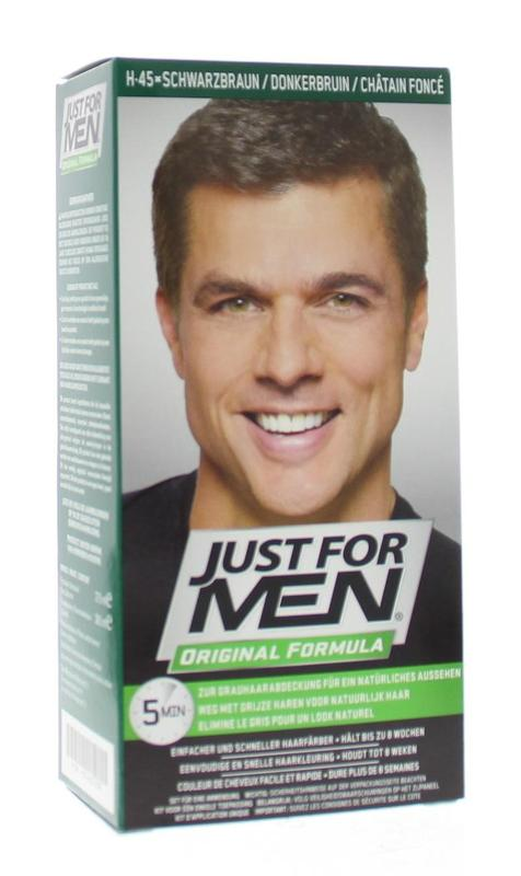 JUST FOR MEN DONKERBRUIN H45