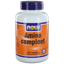 NOW AMINO COMPLETE KAPSELN 1001