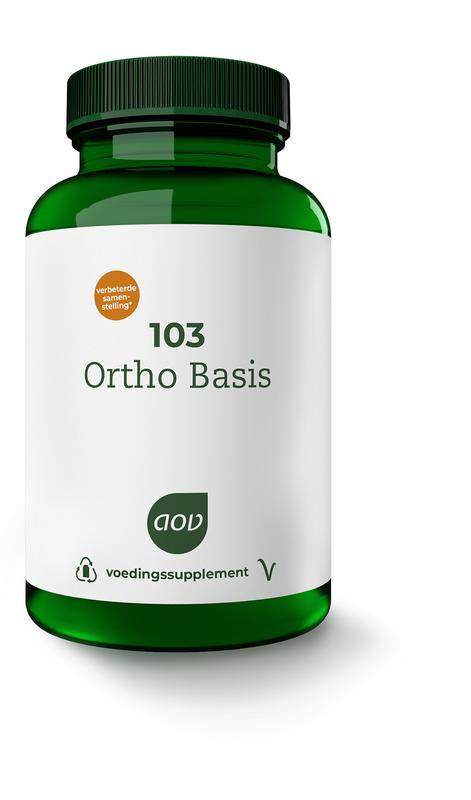 103 ORTHO BASIS AOV