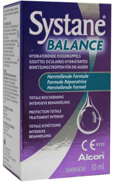 SYSTANE BALANCE HYDRATERENDE AUGENTRUPPELS FLAC 10ML